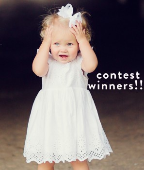 announcing contest winners – indianapolis photographer